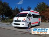 金杯大海狮 2TR-2.7L 国 V 豪华型救护车