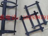 黑色钢塑土工格栅性能优,尺寸稳定性好