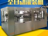 广州巨隆灌装机 饮用水灌装机 灌装 冲瓶 旋盖一体机