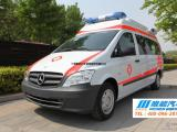 Vito Ambulance  威霆高级监护转运型医疗车