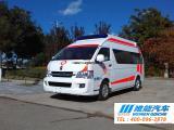 金杯大海狮 豪华型救护车