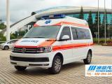 大众Caravelle(凯路威)高顶监护型救护车