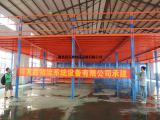 钢结构货架重型阁楼货架,上门设计保质期长