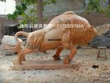 石雕牛雕刻厂家