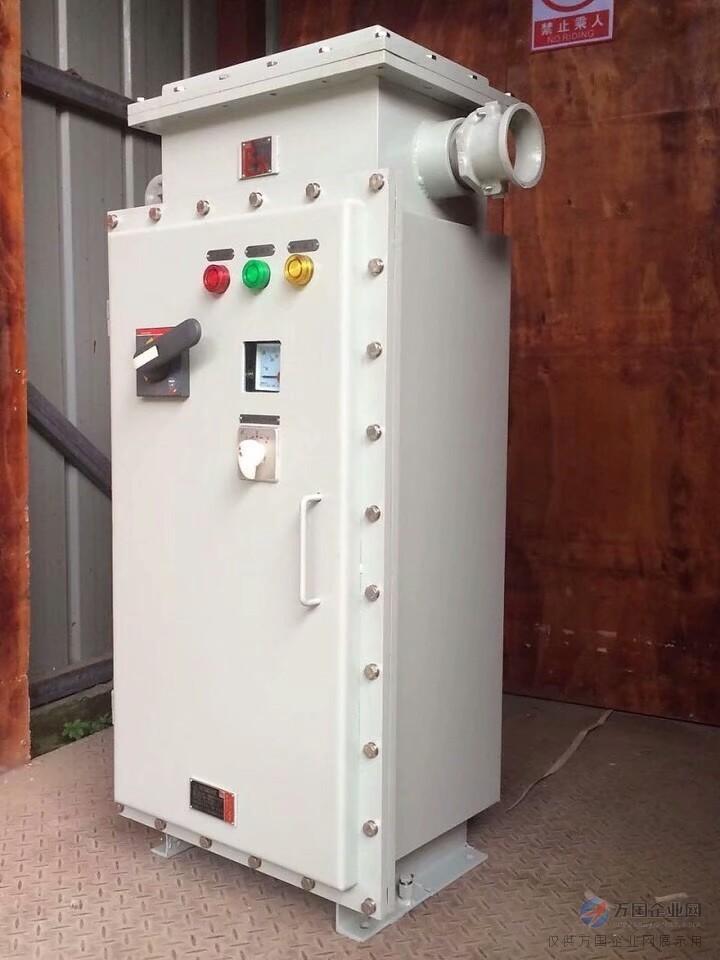 11kw防爆变频器控制柜