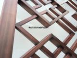 不锈钢屏风镀铜加工 佛山厂家定制镀铜不锈钢隔断花格