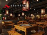 火锅店装修 不求倾倒少数,旨在麻翻大众