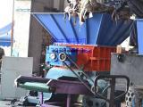 质保一年两轴铁皮撕碎机厂家价格56000元