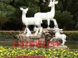小鹿雕塑景观设计制作厂家