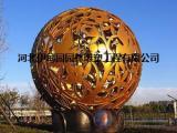 不锈钢球雕塑 河北不锈钢镂空球制作厂家【伊甸园】