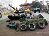 高端优质军事模型活动道具出租正版军事主题展览租赁