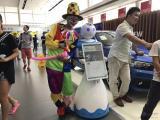 高配版时光1 号机器人  智能商用机器人