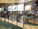 小米手机配件柜图片新款小米展示柜台定做厂家
