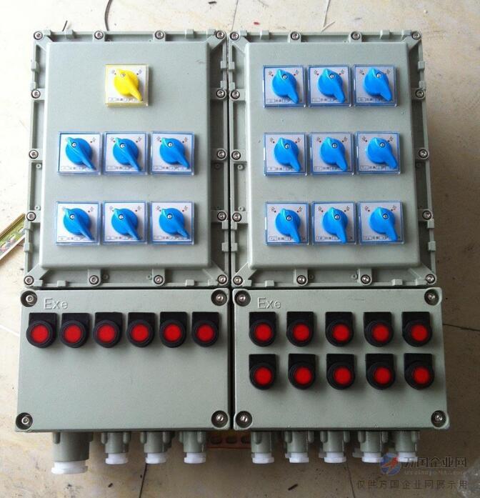 bxd51-7k防爆动力配电箱
