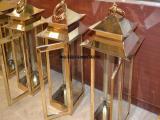 不锈钢灯箱电镀钛金色  黄金不锈钢镜面灯箱加工厂家