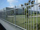 厂家供应【围墙栏杆】锌钢材质 表面喷塑处理