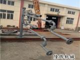 液氯AL1512汽车顶部装卸车鹤管 液氯专用汽车鹤管厂家