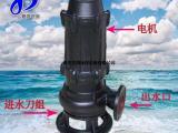 碧海AF1D单相电双绞刀泵