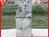 现货12生肖石雕 芝麻黑石雕十二生肖雕像 惠安石匠工艺