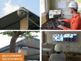 建筑工地高清视频实时在线监控系统设计安装应用