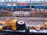 专业货代吉尔吉斯斯坦铁路出口运输双清专线