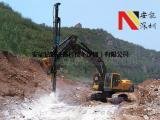 新型挖改钻机进口液压凿岩机