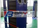 都江堰萨莫威孚拉丝机专用冷却器不锈钢板片