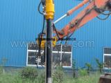 安能钻凿挖改钻机挖改潜孔钻厂家