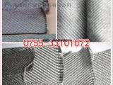 广瑞LCM模组高温金属布、LCD高温金属带/不锈钢金属纤维带