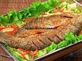 烤鱼加盟鱼的门代理九月现金返利