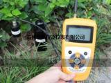 TZS-ECW土壤水分温度盐分测定仪,土壤三参数测定仪