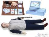 CPR心肺复苏模拟人半身医教学用假人急救培训练复苏人体模型