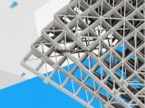 【PP格栅板】PP塑料网格板 多孔塑胶格栅板厂家直销