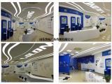 企业展厅设计搭建、展厅展览展示布置施工