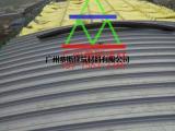 [珠海铝镁锰板厂家]如何在台风中,保持屋面系统的稳定与安全