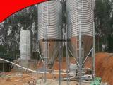 镀锌板料塔 养猪储运设备 大容量料仓