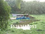 河道水葫芦打捞船、水草清理机械、水上清漂船