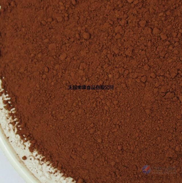 高脂碱化可可粉巧克力烘焙食品原料25公斤/袋