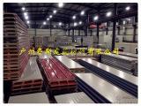 广州珠海深圳不锈钢聚氨酯高压发泡一体复合板 冷库保温级别