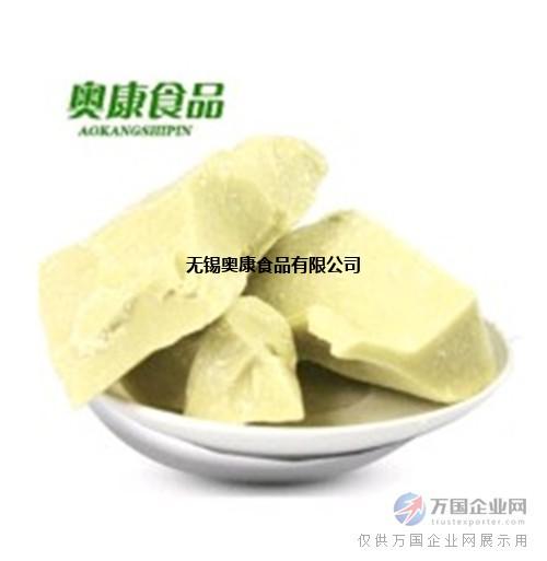 脱臭可可脂巧克力化妆品医药烘焙食品原料25公斤/箱