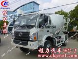 程力专汽福田3600混凝土搅拌车