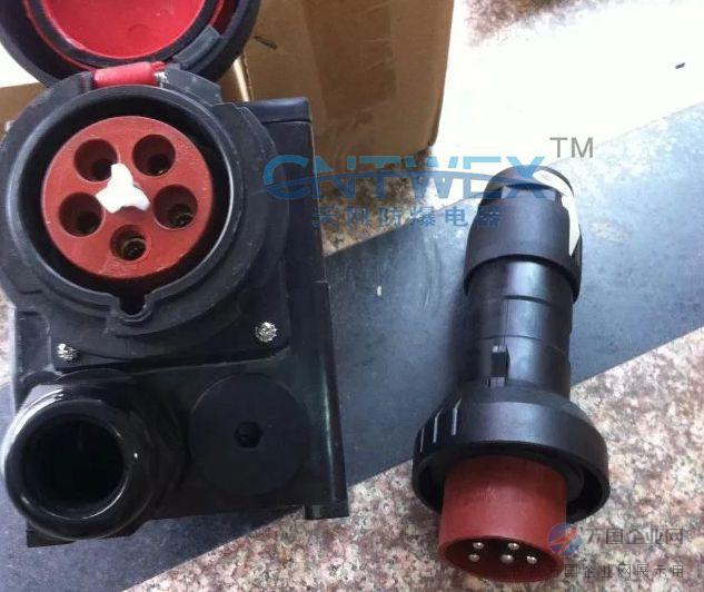 工业全塑连接器_BCZ8060-32A防爆防腐插接装置