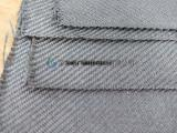 高温防护厂家高温金属布,高温擦拭带专用钢化玻璃擦除污点