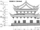 斗拱设计图纸,斗拱CAD图,斗拱施工图
