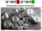 高品质透气帽浮子,不锈钢透气帽浮子生产厂家