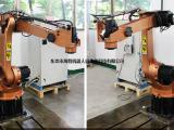 四轴冲压机器人,4轴冲床机械手(东莞海智机器人价格优惠)