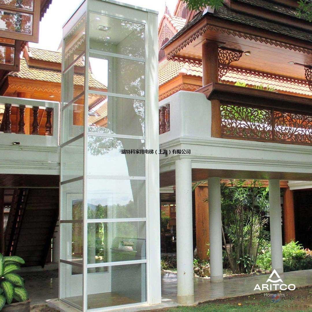 别墅室外观光电梯-aritco 7000