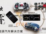 新能源汽车液晶仪表|香港华美创华一汽车科技ITAS融睿系列