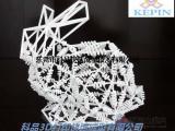 科品 3D打印动物模型 定制加工 高精度 SLA 光敏树脂