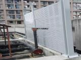 阳台空调机组隔音墙【阳台安装机组声屏障】
